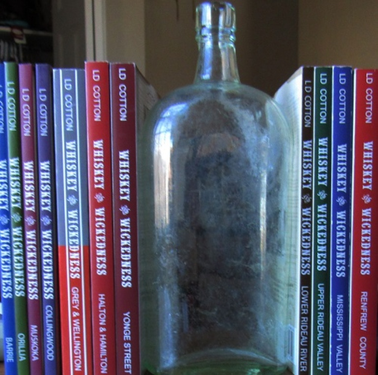 Books and Bottle_2