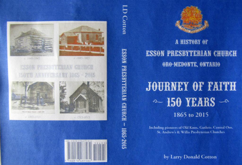 Journey of Faith 150 Years